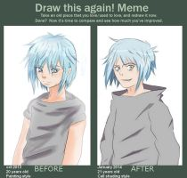 Draw this again - Yilo by Linked-Memories