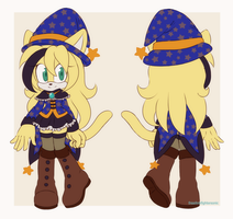 Clair the Cat Ref Sheet by miraculous-melody