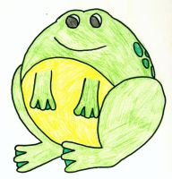 Freddy the Froggy by Dancing1233