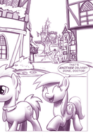 Unintentionally Spreading Happiness, Part 5 by MoonlitBrush