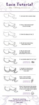 Lace Tutorial by Hellobaby