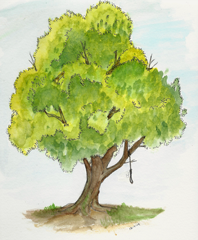 It's a tree by CaptStaccato
