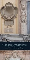 Genova Ornaments - Stock Pack by kuschelirmel-stock