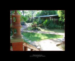 Garden at Afternoon by thenonhacker