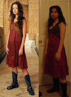 River Tam Cosplay by ashweez