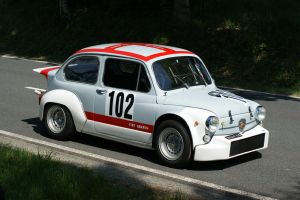 Fiat 600 Abarth by DoctorYes