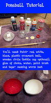 Pokeball Tutorial- by Luckygirl88 by luckygirl88