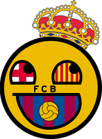 FC Barcelona smiley v2 by Lord-Iluvatar