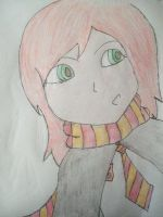 Lily Potter by MewMewScarlet by HogwartsArt