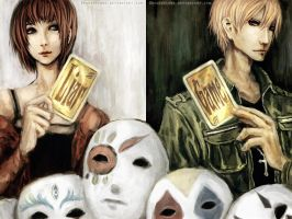 Liar Game by DragonOlong