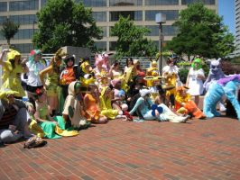Pokemon Gijinka Otakon 2009 by Jkid4