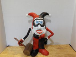 Harley Quinn Potatohead by Potatoheadmaster