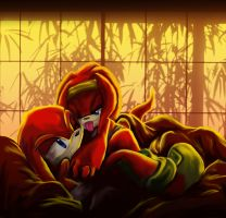 sillow and knuckles : request by shamcy