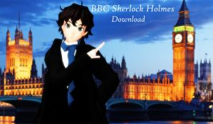 BBC Sherlock Holmes DOWNLOAD by Ringtail14