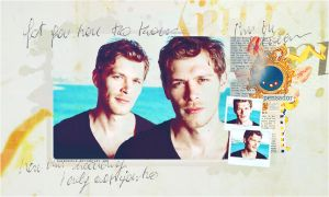 Joseph Morgan by shadoworld