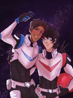 Ayy we dem bois (Klance) by KT-ExReplica