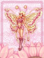 Pink Fairy by solipherus