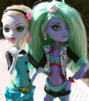 Monster High CAM Sea Monster Sirena by mermaid-splash