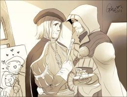 +Assasins Creed - OhU+ by goku-no-baka
