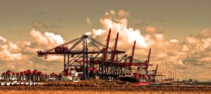Maasvlakte in peace by Master-47