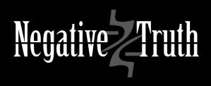 Negative Truth LOGO by TestingPointDesign