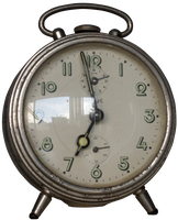 Old clock 01 HQ png by gd08