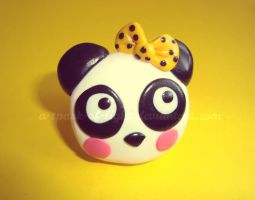 Panda ring by A-Spark-Of-Light