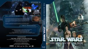 Star Wars - Episode 6 - The Return of the Jedi by JamshedTreasurywala