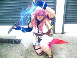 the ligth is my power! - final fantasy XIII by Die-Rose