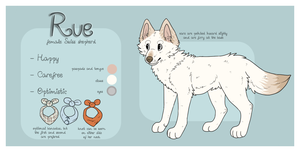 Rue ref by whitepup