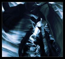 Antelope Canyon by P0RG