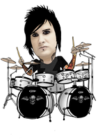 The Rev Avenged Sevenfold by imaruu