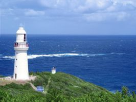 Cape Otway Lighthouse by darkened-storm