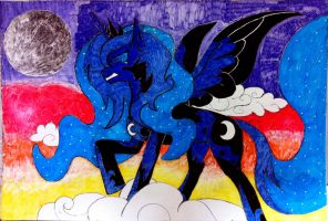 the beginning of a nightmare by jagged-1