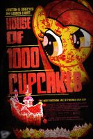Commission: House of 1,000 Cupcakes by UtterlyLudicrous