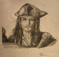 Jack Sparrow by cdan777