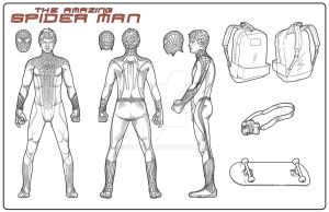 The Amazing Spider-Man Exclusive figure input by indy1725