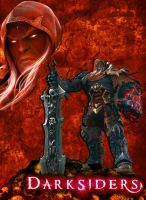 Darksiders by emreargunsah