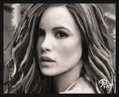 Kate Beckinsale by Lost-Elf