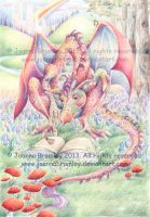 A Dragons Dreamy Day by JoannaBromley