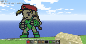 Minecraft Cammy by TheCorrupted