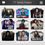 TV Series Folders - PACK 13 by limav