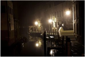 One night in Venice 023 by MarcoFiorentini