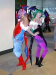 Otakon05 Vampiresses by PetersonPhotos