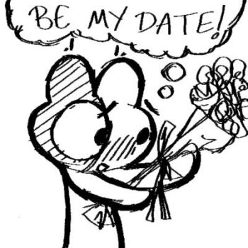 Be my date by hotah