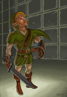 Link in the Twilight by zak29