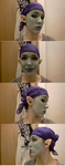 Daughter of Space-makeup test part 3 by Emmi-Kat