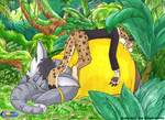 Sleeping in the Jungle by Slasher12