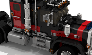 5571 Black Cat Giant Truck - Legacy Version r4 by ryanthescooterguy