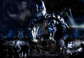 Terminator Salvation by Valor1387
